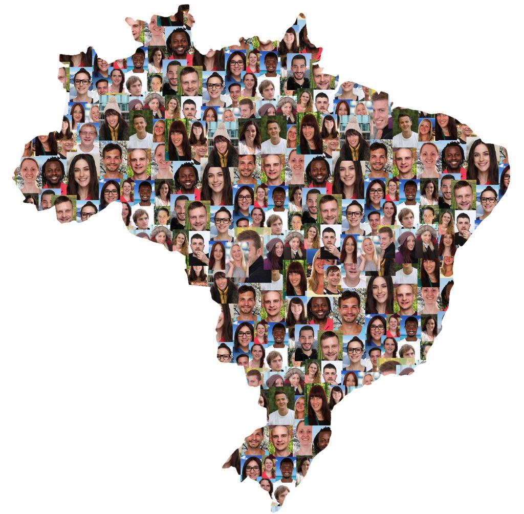 Resultado de imagem para brasil sorridente