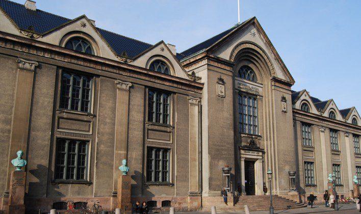 University of Copenhagen na Dinamarca