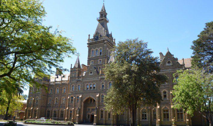 The University of Melbourne na Australia