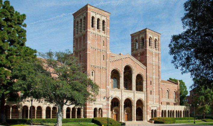 University of California, Los Angeles nos Estados Unidos