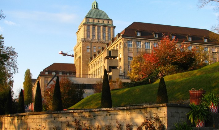 University of Zurich na Suíca