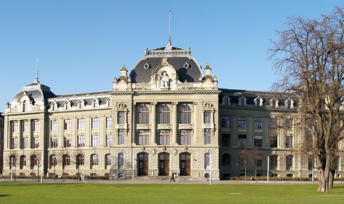 University of Bern na Suica