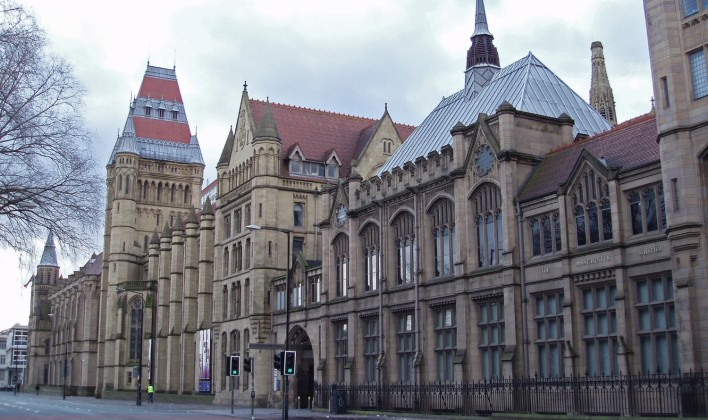 The University of Manchester na Inglaterra