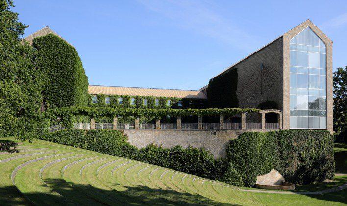 Aarhus University na Dinarmaca