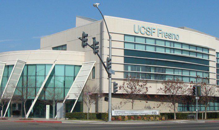 University of California, San Francisco nos Estados Unidos