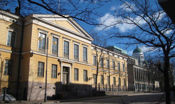 University of Helsinki na Finlândia
