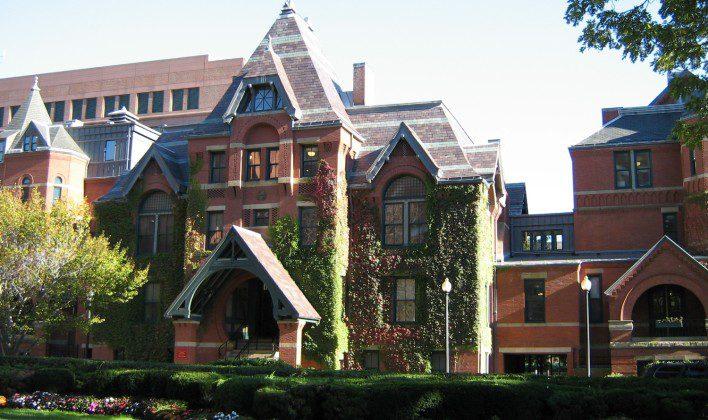 Boston University nos Estados Unidos