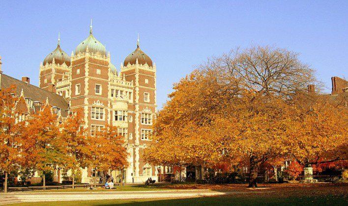 University of Pennsylvania nos Estados Unidos