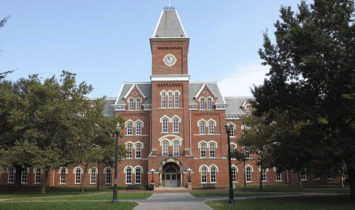 The Ohio State University nos Estados Unidos