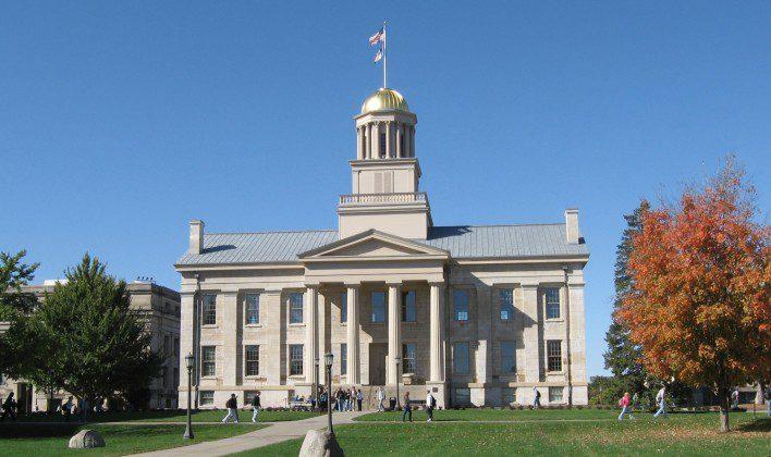 University of Iowa, Estados Unidos