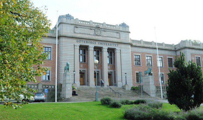 University of Gothenburg University of Gothenburg na Suécia