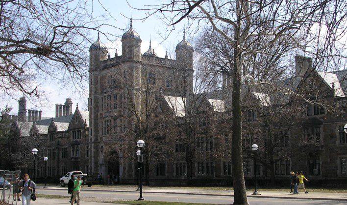 University of Michigan nos Estados Unidos