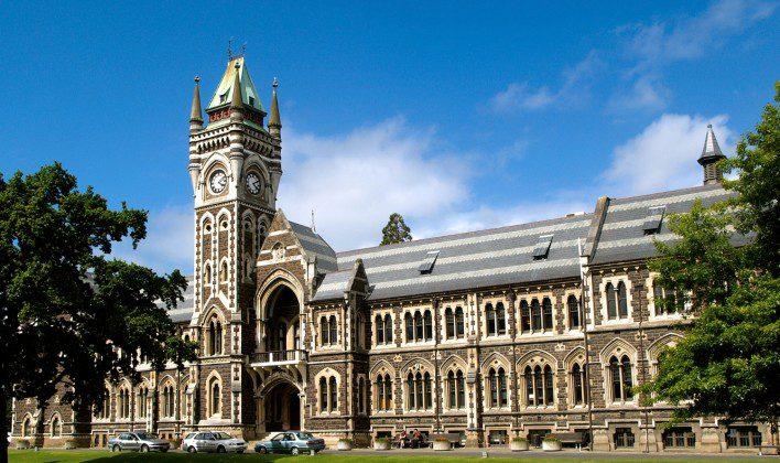 University of Otago na Australia