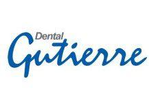 logotipo dental gutierre
